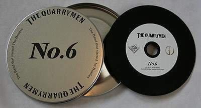 The Quarrymen - No.6 (TIN BOX Single)