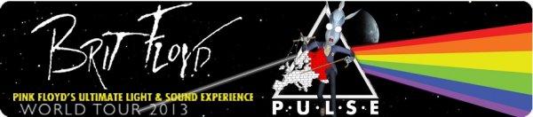 Stadium-live. Pink Floyd Show: Brit Floyd P-U-L-S-E 2013 - лучший кавер-бенд Pink Floyd!
