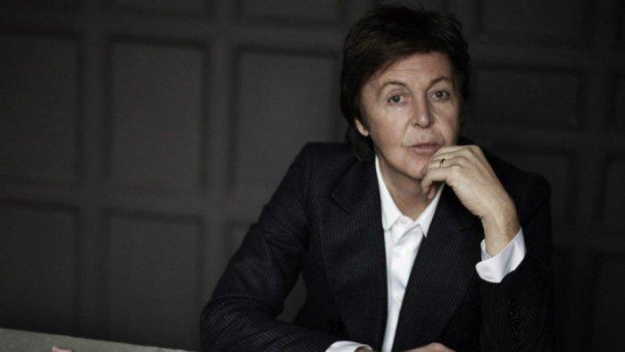ВДНХ. Показ фильма 'Paul McCartney Live At Tokyo Dome'